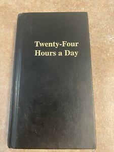 Twenty-Four Hours A Day (Hazelden Meditations) by Anonymous Hardback Book The