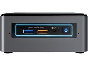 BRAND NEW SEALD Intel NUC i5-7260U 3.4GHz 4GB 1TB 16GB SSD Win10 BOXNUC7i5BNHXF
