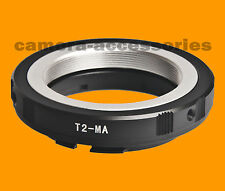 T2 T lens to Sony Alpha A Minolta MA AF mount adapter ring for A200 A77 A850 A58