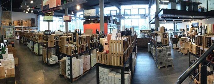 Vinopolis - besser Wein kaufen