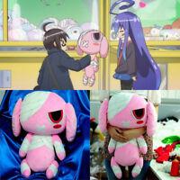 Hot Anime Place to Place Miniwa Tsumiki Cute Rabbit Plush Stuffed Toy Plush Doll