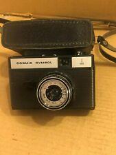 Vintage LOMO 35mm Film Camera, With Original Case, Made in USSR