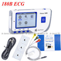 Heal Force Portable Handheld Color ECG EKG Heart Monitor + Lead Cable&Electrode