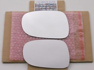 D262L FOR Lexus IS250 350 F ES350 Mirror Glass Driver Side + Adhesive CHECK SIZE