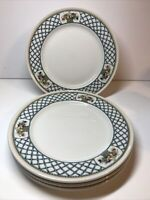 Rego Bountiful Luncheon Plate E450-58Z (set of 4)