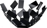 Alessi - MT02 B - La Stanza dello Scirocco,Fruit holder, Black