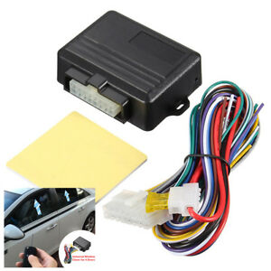 Universal 4 door power window closer module Car automatic window Roll Up Closer