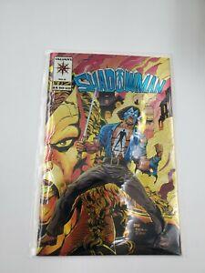 Shadowman #0 (Valiant 1994) Free Domestic Shipping
