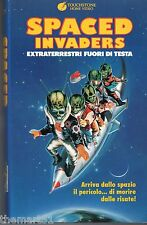 Spaced Invaders  Extraterrestri fuori di Testa (1992) VHS  B.V. Video 1a Ed.