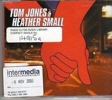 (BM519) Tome Jones & Heather Small, You Need Lov- DJ CD