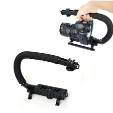 Super grip DV Video Camcorder Stabilizing for Canon 550D 6D 7D D600 D7000 D3100