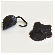 2 Count Squishy Rubber Mouse Shaped Splat Ball Joke Prank Gag Gift