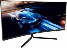 Viotek VTKGNV34DBE 34 inch Curved Gaming Monitor - Black
