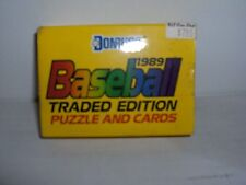1989 Donruss Baseball Card Traded Edition Complete Box Set FACTORY SEALED
