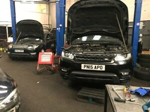 Range Rover Vogue 4.4 SDV8 Engine supply and fit