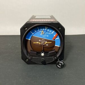 Mid Continent Electric Attitude Indicator P/N 4300-208