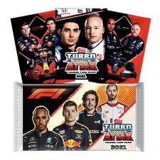 Topps Turbo Attax 2021 Formel 1 Trading Cards 1-150 zum aussuchen/to choose