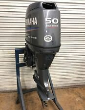 Yamaha 50hp F50TLR 50 HP Outboard Motor F50 WITH ONLY 127 HOURS!