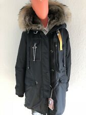 Parajumpers daunenparka Kodiak con real fell beige talla L * LP: 899 UE * nuevo!!!