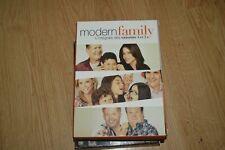 COFFRET  8 DVD MODERN FAMILLY INTEGRALE SAISON 1 ET 2  SERIE TV SAISON 2 NEUF