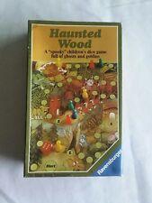Vintage Ravensburger Haunted Wood Game