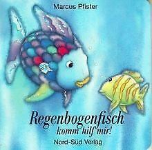 Regenbogenfisch komm hilf mir von Pfister, Marcus   Buch   Zustand gut