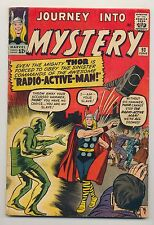 Journey Into Mystery #93 (1963) VG 4.0 Thor ~ Radio Active Man ~ Lee ~ Kirby  C2