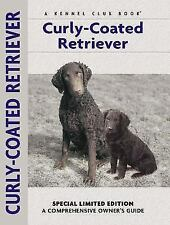 Curly-Coated Retriever by Bauer, Nona Kilgore-ExLibrary
