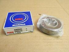 NIB NSK 6206 DDU C3 BEARING NO RUBBER SEALED 6206DD 6206DDUCM 30x62x16mm 62062RS