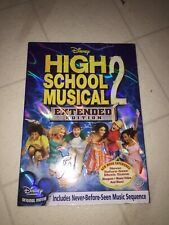 New ListingDisney High School Musical 2 Extended Edition Dvd - New Sealed - Rated G
