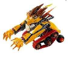 LEGO 70144 Laval's Fire Lyon ~~ NO MINIFIGURES/BOX ~~ Chima set
