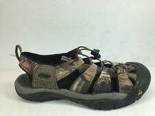 KEEN Mens Newport H2 Camo Hiking Trail Walking Sandals Shoes Size US 10