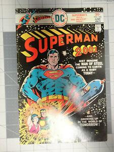 DC Comics Superman #300 Bronze Age 1976