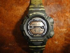 Casio G-Shock Mudman Men's Camouflage Watch G-9000MC-3 RARE MODEL MINT CONDITION