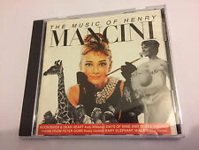 THE MUSIC OF HENRY MANCINI (Various Artists) OOP 1994 Soundtrack Score OST CD EX