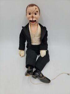 Vintage Edgar Bergens Charlie McCarthy Ventriloquist Doll - Effanbee Product