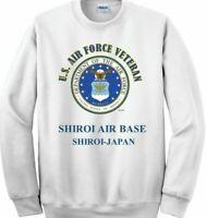 RAF UPPER HEYFORD*2168TH COMMUNICATION SQUADRON*UK*USAF LOGO*SHIRT//SWEATSHIRT