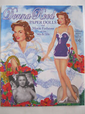 Donna Reed Paper Dolls and Movie Fashions of the 40s and 50s-Authorized Edition