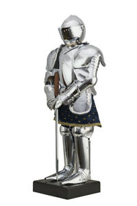 GERMAN knight's armor XIII - XIV AGE 66 cm WS300000