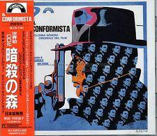 """Georges Delerue """"IL CONFORMISTA"""" soundtrack Japan SLC CD out of print"""