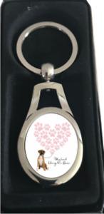 Boxer dog Keyring gift idea