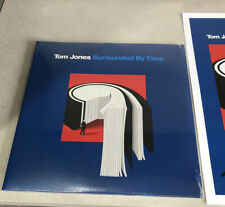 More details for tom jones - surrounded by time - vinyl + free signed art print. brand new.