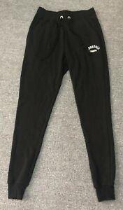 Lonsdale Men's Fleece Jogger Sweat Track Cuffed Hem Trousers Sport Trackies XS-L