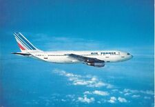 Air France Airbus A300 B2 Postcard - Issued by Air France