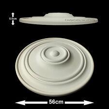 56cm Diameter, Lightweight Ceiling Rose (made of strong resin not polystyrene)