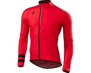 Specialized Men's Deflect SL Cycling Jacket Red Team - Medium