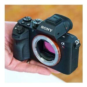 Sony Alpha a7RII A7R II Mark II Mirrorless Digital Camera (Body Only)