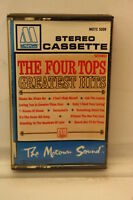 The Four Tops Greatest Hits, Audio Cassette