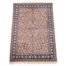 Sino-Persian Hand-Knotted Area Rug