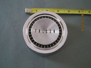 """Vintage 3-1/2"""" Ford Falcon Horn Button.  1960's."""